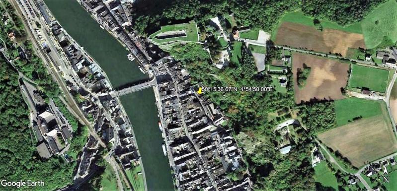 Maison de la Pataphonie à Dinant en Belgique !! Maison11