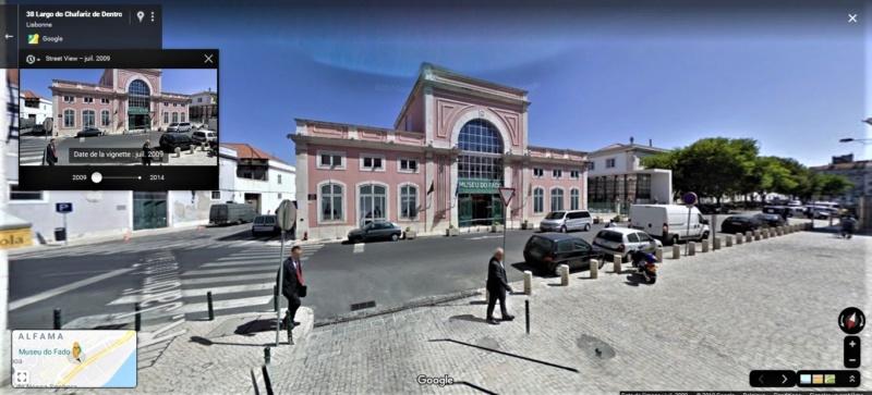 Musée du Fado à Lisbonne au Portugal. Muszoe13
