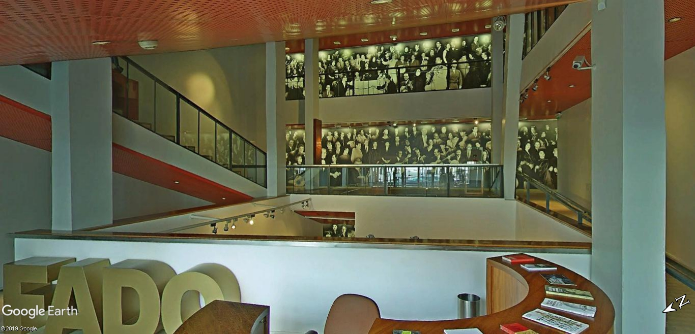 Musée du Fado à Lisbonne au Portugal. Muszoe16