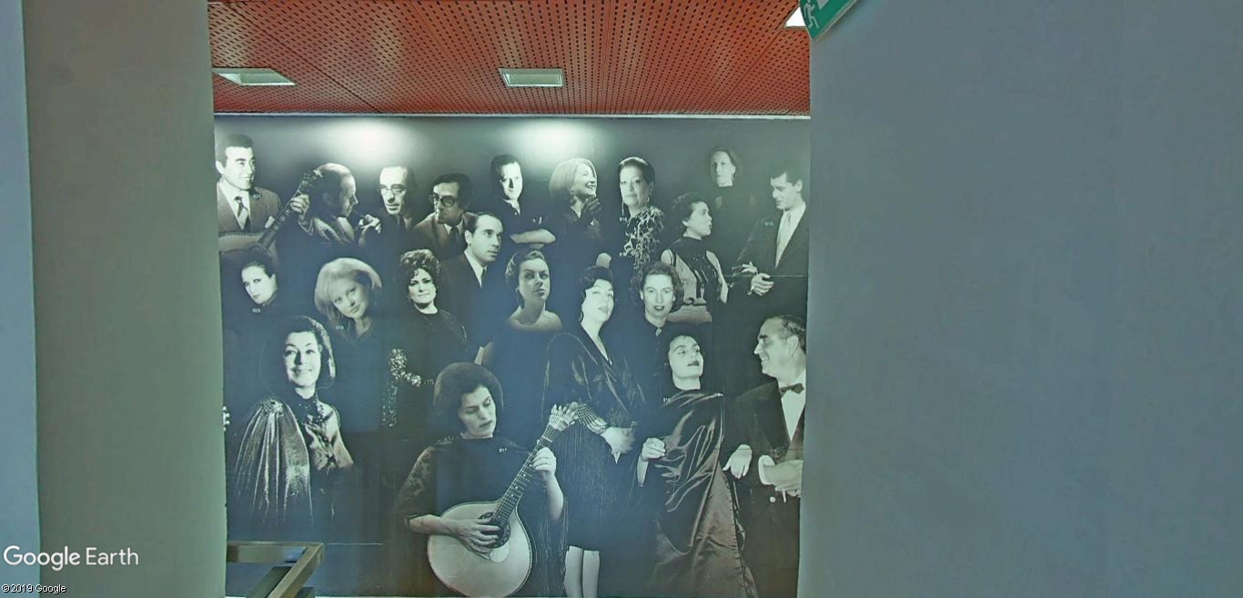 Musée du Fado à Lisbonne au Portugal. Muszoe17