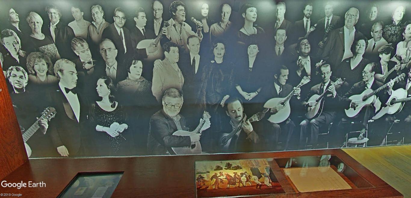 Musée du Fado à Lisbonne au Portugal. Muszoe19