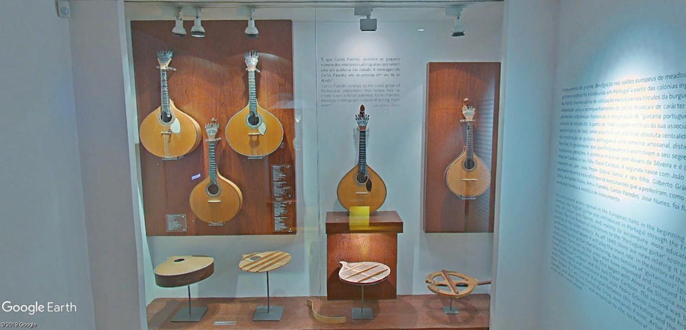 Musée du Fado à Lisbonne au Portugal. Muszoe31