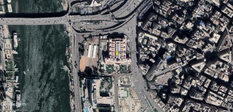 Un grand défilé de momies royales ce samedi au Caire en Égypte. Muszoe33