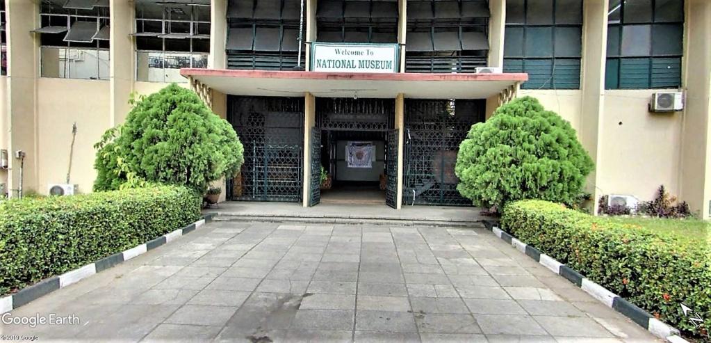 Le Musée National de Lagos au Nigéria !! Nation12