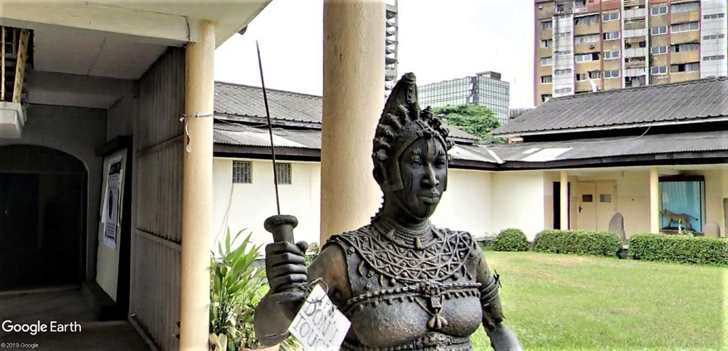 Le Musée National de Lagos au Nigéria !! Nation14