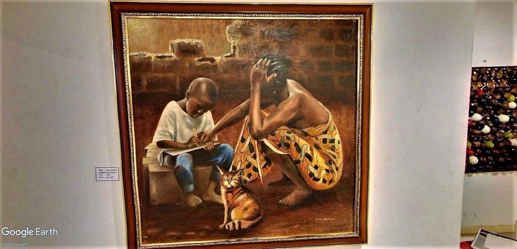 Le Musée National de Lagos au Nigéria !! Nation15