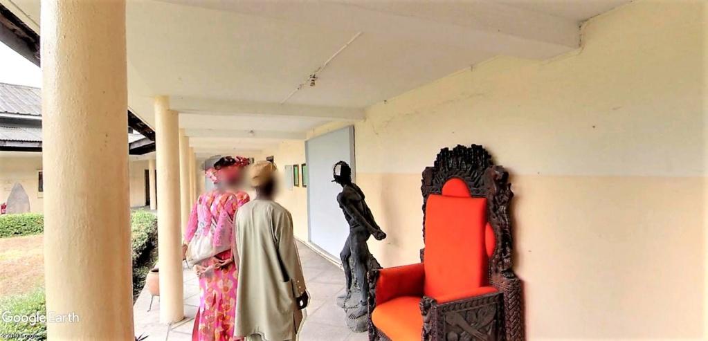 Le Musée National de Lagos au Nigéria !! Nation17