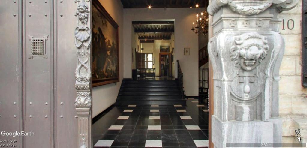 Maison Rockox [Rockoxhuis] à  Anvers en Belgique.  Rockox11