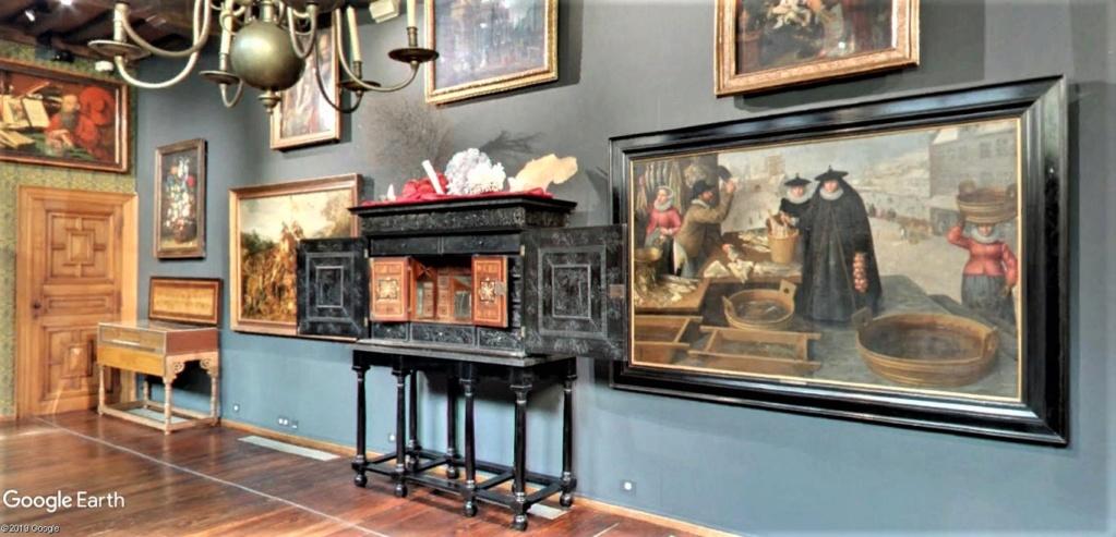 Maison Rockox [Rockoxhuis] à  Anvers en Belgique.  Rockox12