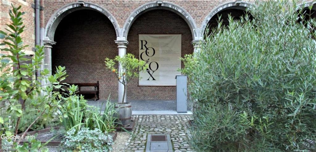 Maison Rockox [Rockoxhuis] à  Anvers en Belgique.  Rockox16