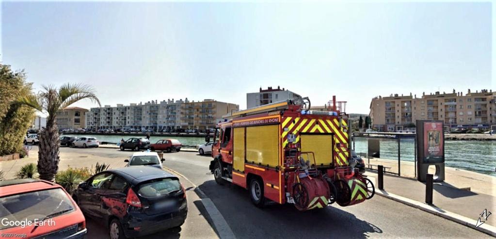STREET VIEW : les camions de pompiers  - Page 6 Sapeur13