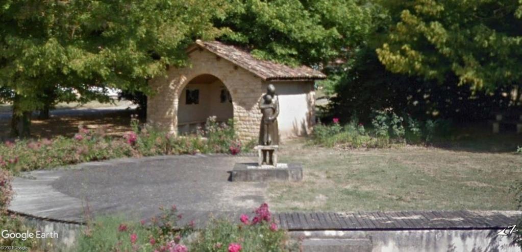 Joséphine Baker, Hommage à une grande Dame. Statue19