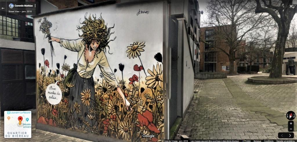 STREET VIEW : les fresques murales - MONDE (hors France) - Page 25 Tendre10