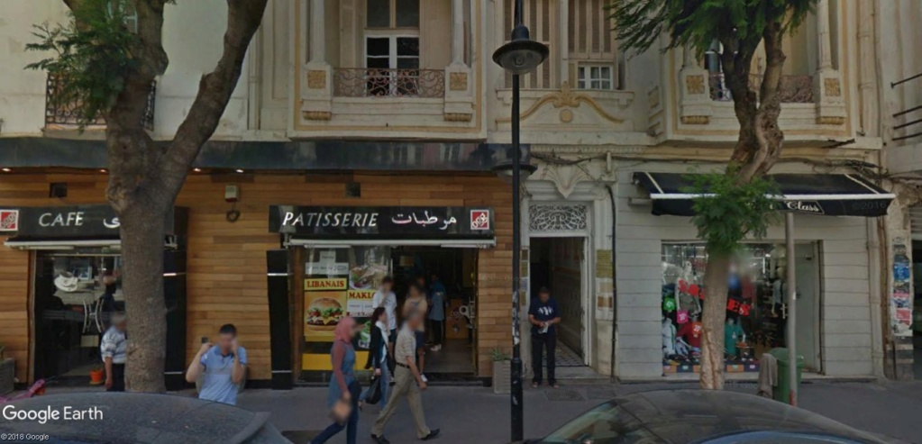 STREET VIEW : les tramways en action - Page 3 Tunis_10