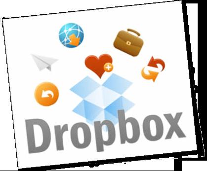 Dropbox - бесплатное хранения персональных данных. А вы готовы к форс мажору? Dropbo10