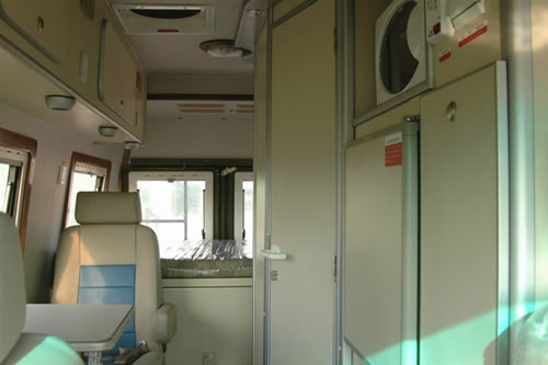 Iveco 4x4 camper Chines12