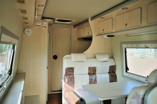 Iveco 4x4 camper Chines13
