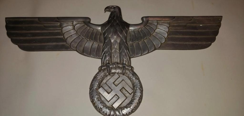 Aigle de la Reichsbahn  original ou copie ?  Img_6918