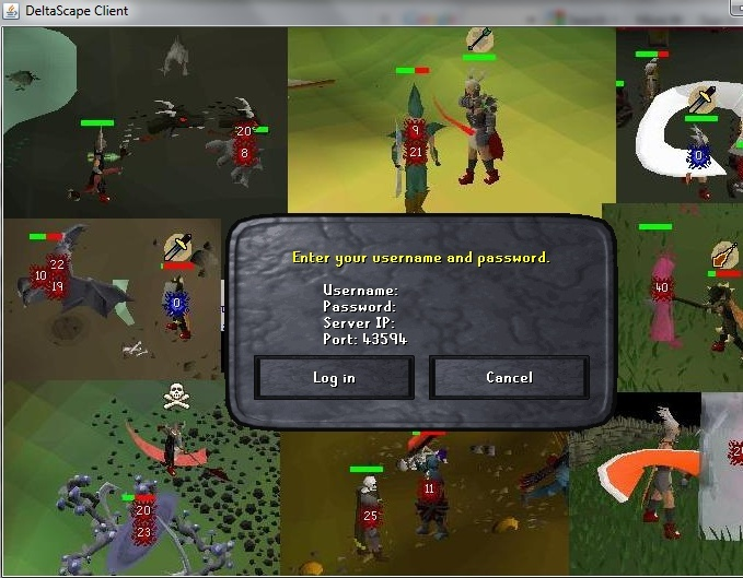 How to run your own Runescape Private Server Captur11