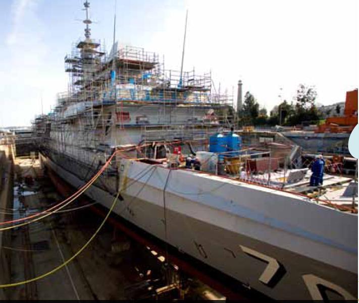 Royal Moroccan Navy FREMM Frigate / FREMM Marocaine - Mohammed VI Fremm10