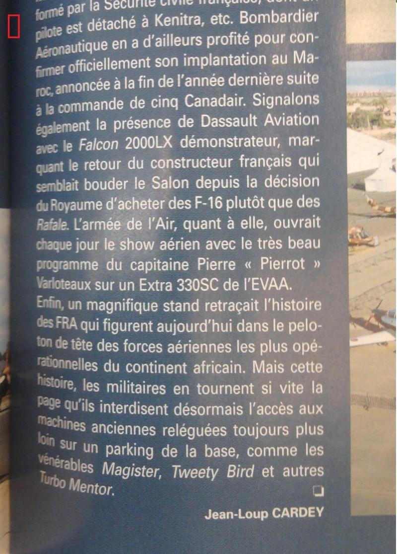 AeroExpo Marrakech 2012 / Marrakech Air Show 2012 - Page 5 Num611