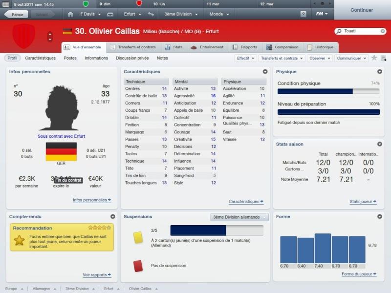 Story 1:FC RW Erfurt-Fahed Davis la matien a tout prix[Saison 1 Octobre-Novembre]FM2012 2012-024
