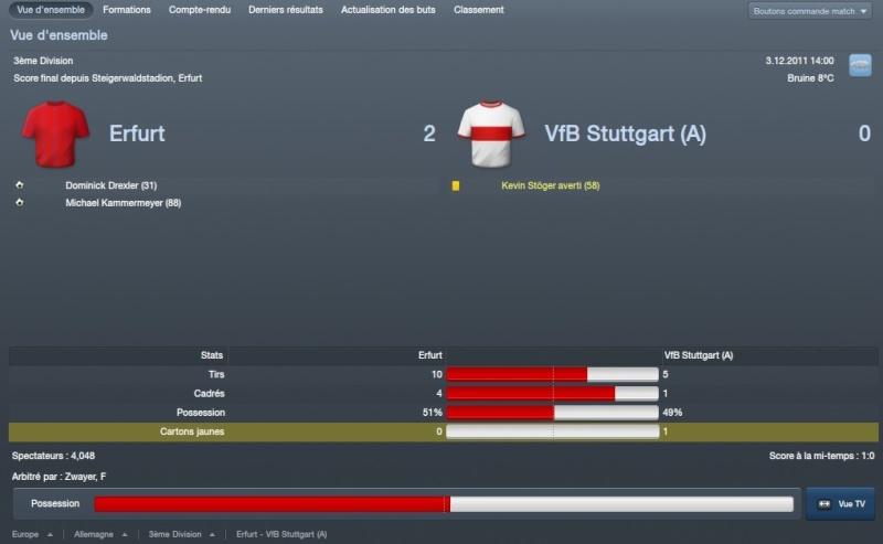 Story 1:FC RW Erfurt-Fahed Davis la matien a tout prix[Saison 1 Octobre-Novembre]FM2012 2012-038
