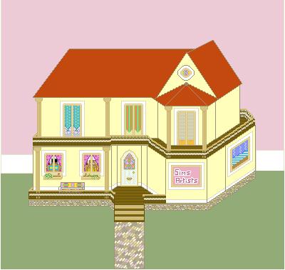 Galerie de Fyladel - Page 2 Maison11