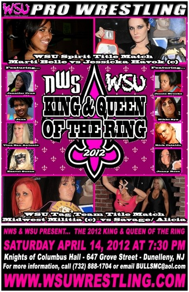 "[Compétition] Carte de WSU/NWS ""King & Queen of the Ring"""" du 14/04/2012 Wsupos10"