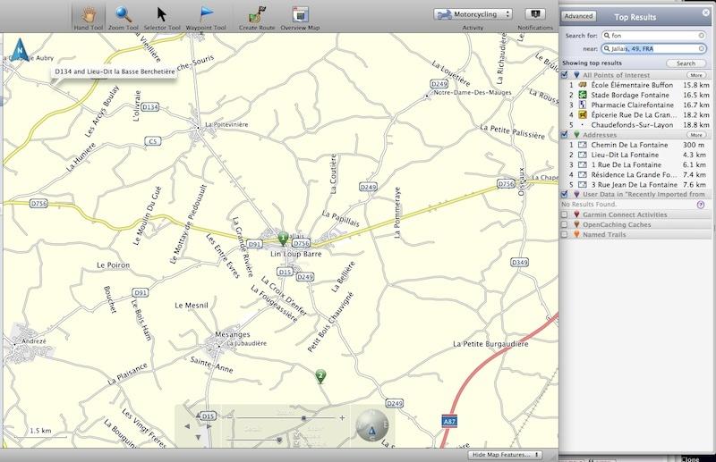 Recherche infructueuse dans MapSource [RÉSOLU (ou presque ;-)] Screen11