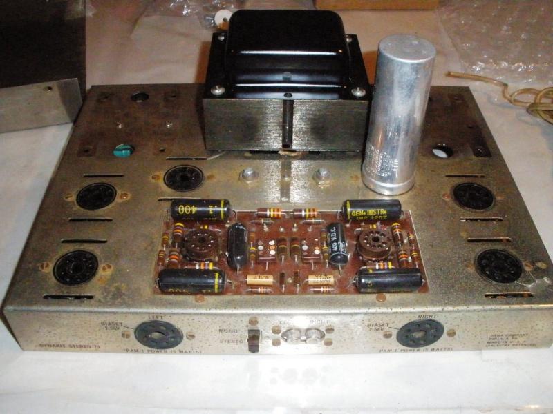 Noobie re-building an ST-70 P3050610
