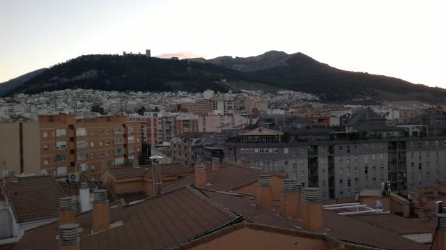Un nuevo Jaén o ¿qué se ve desde lo alto de mi antena? 13112013