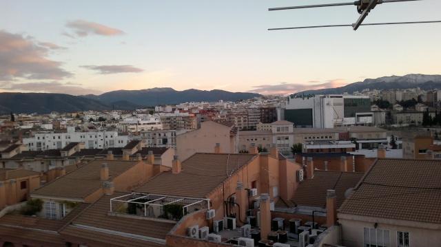 Un nuevo Jaén o ¿qué se ve desde lo alto de mi antena? 13112015