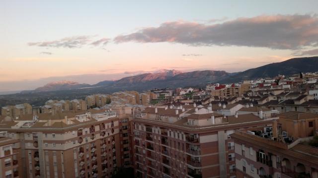 Un nuevo Jaén o ¿qué se ve desde lo alto de mi antena? 13112016
