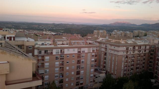 Un nuevo Jaén o ¿qué se ve desde lo alto de mi antena? 13112017
