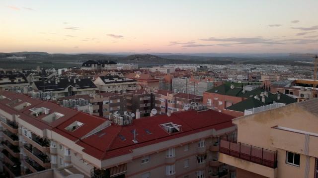 Un nuevo Jaén o ¿qué se ve desde lo alto de mi antena? 13112019