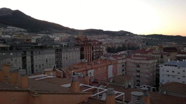 Un nuevo Jaén o ¿qué se ve desde lo alto de mi antena? 13112022