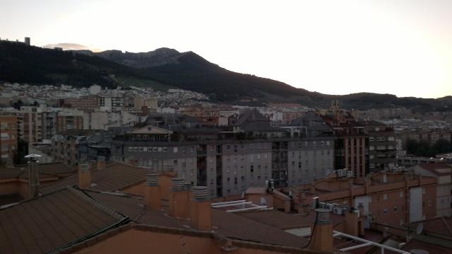 Un nuevo Jaén o ¿qué se ve desde lo alto de mi antena? 13112023