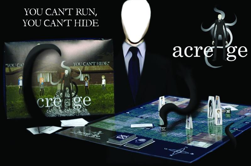 Acreage a Slenderman Boardgame - Page 2 Boardg11