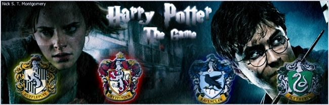 Harry Potter The Game