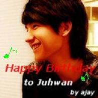 """Chuẩn bị cho """"HAPPY BIRTHDAY ANH HWAN"""" 20090510"""