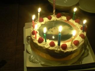 """Chuẩn bị cho """"HAPPY BIRTHDAY ANH HWAN"""" 20090511"""