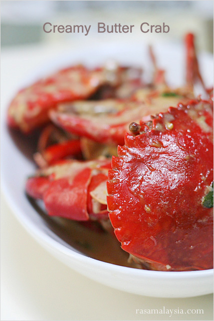 Creamy Butter Crab Recipe ~!!!~ Butter11