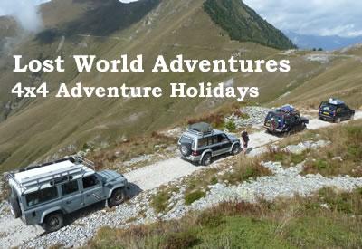 Lost World Adventures Lwa10