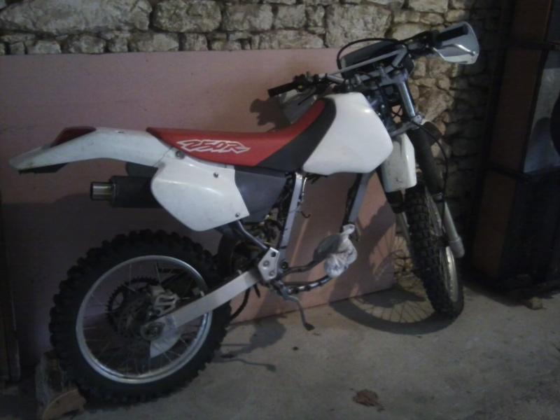 XR250R Photo011