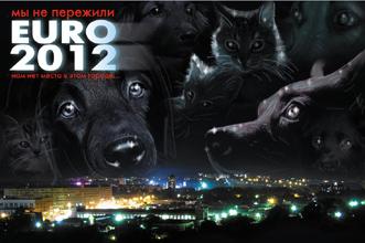 Сбор фактического материала по уничтожению бездомных животных в Украине