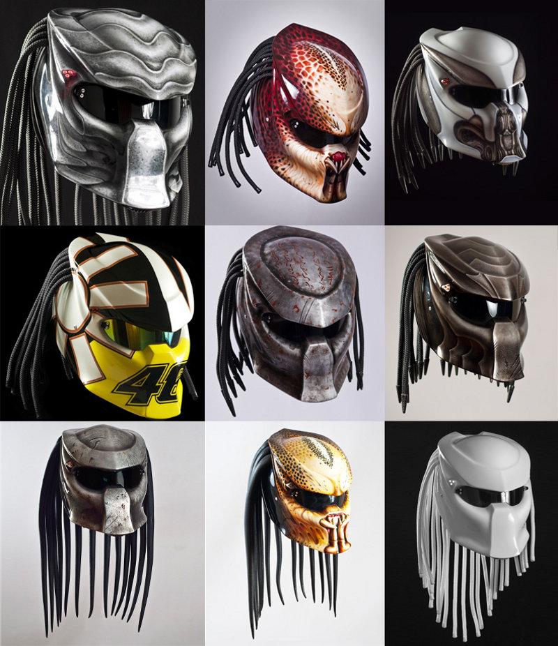 Cherche une forme de casque  Predat10