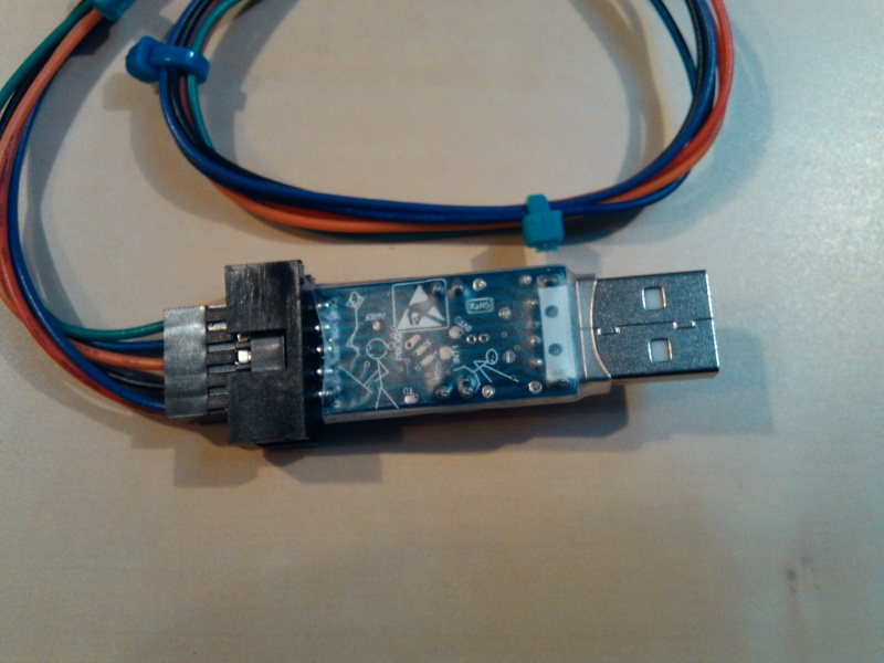 Carte KK Multicopter V2 2012-011