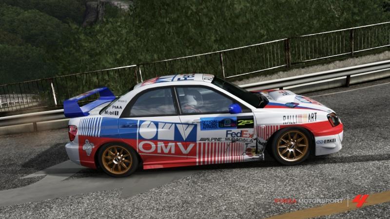 [ONE NIGHT] RALLY rivals forever Impreza vs Evo  Foto + Reportage Forza112