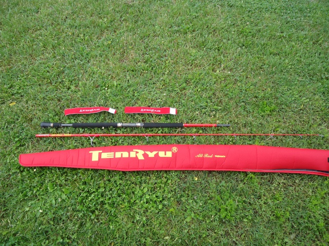 tenryu all rod rugissante 240 cm 30.110 gr Dsc01020